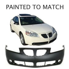 Painted to Match - Fits 2005 2006 2007 2008 2009 Pontiac G6 Front Bumper