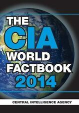 The CIA World Factbook 2014, Intelligence Agency, Central