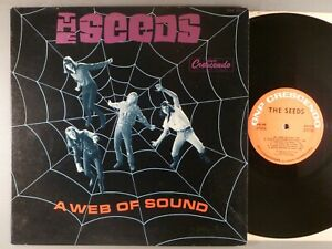 Seeds, The  A Web Of Sound   Garage; Psych  Mono