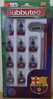 Subbuteo Table Football ~ Barcelona Team ~ Official Licensed Paul Lamond