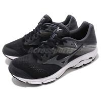Mizuno Wave Inspire 15 SW Super Wide Black Grey Men Running Shoes J1GC1945-51