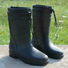 New Men's Slip Resistant Military Snow Knight Rain Boots Rubber Waterproof Shoes