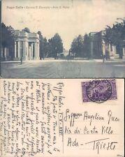 REGGIO EMILIA,PORTA SAN PIETRO -EMILIA R.(RE)-ANIMATA/VG  N.45078