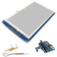 "7"" TFT 800*480 SD Touch Module With Shield -For Arduino Due And Taijiuino Due"