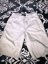 Polo By Ralph Lauren Womens Chino Flat Front Beige Sz 14 A2