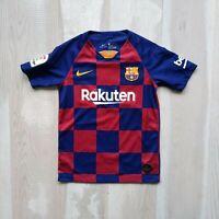 Barcelona Barca Home football shirt 2019 - 2020 Nike AJ5801-457 Size Young M