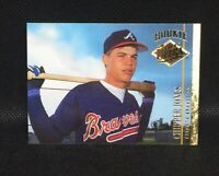 1994 Fleer Ultra Chipper Jones Rookie #152 Braves. SO CLEAN HOF MINT