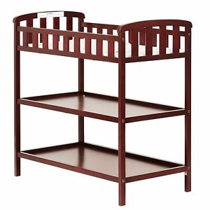 Dream On Me, Emily Changing Table, Cherry