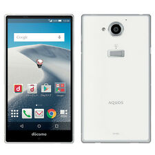 SHARP SH-03G AQUOS IGZO METAL ILLUMINATION PHONE ANDROID SMARTPHONE UNLOCKED JPN