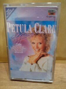 Petula Clarke My Greatest Cassette tape