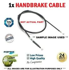 1x Left HANDBRAKE CABLE for KIA RIO II 1.4 16V 2005->on