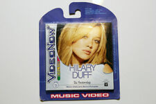 New Hilary Duff So Yesterday Music Video VideoNow Color PVD