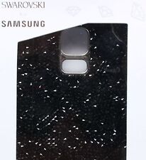 NEW Authentic SWAROVSKI for Samsung Galaxy S5 Crystal Battery Cover, Black