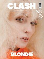 CLASH Magazine Blondie Debbie Harry Karen Elson Ryan Adam Sremmurd Ed Sheeran