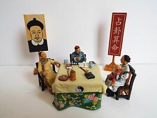 KING & COUNTRY HK101M STREETS OF OLD HONG KONG FORTUNE TELLER RETIRED (BS1829)