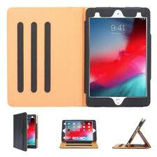 Shockproof Soft Leather Wallet Smart Case Cover for iPad Mini 5 (7.9 Inch) 2019