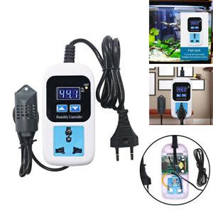 Digital Electronic Temperature Controller Socket  Automatic switch Control US/EU