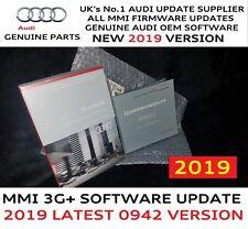 Audi A1 MMI 3G+ Plus Genuine S/W SD Card 0942 2019 Maps 6.27.2 Full Pack