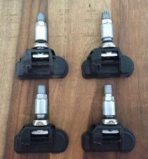 4 Mercedes Reifendrucksensoren RDKS A0009050030 W212 W222 W218 W205 W176 W246