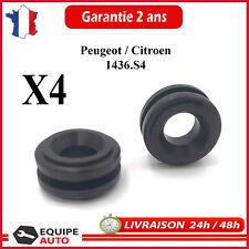 4X Support Silent Bloc Inferieure Boitier Filtre Air 1436.S4