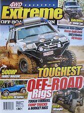 Australian 4WD Action Extreme Tougest Off-Road Rigs Magazine