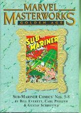 Marvel Masterworks: Golden Age Sub-Mariner Volume 2 HC