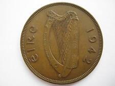 Ireland 1942 bronze Penny, A UNC.
