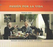 ROGER DAVIDSON & RAUL JAURENA - PASION POR LA VIDA - 18 TRACKS - LIKE NEW - E726