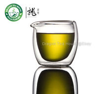 Double Wall Clear Glass Cha Hai Tea Pitcher 200ml (L)