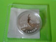 2014 20$ for 20$ .9999 FINE SILVER COIN CANADA SUMMER FUN