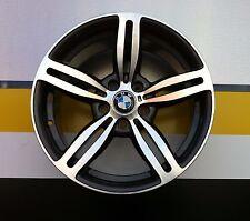 N.04 CERCHI RAG. 18 MODELLO PRATO   PER BMW SERIE 1 2 3 Z 4 NEW SERIE 3 & 5 X 1
