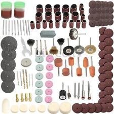 142Pcs Electric Grind Mini Rotary Power Drill Tool Accessory Kit Set