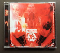 AIDEN - Our Gangs Dark Oath CD VG+ 2006 Enhanced Reissue Victory Records
