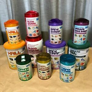 Hikari Freeze Dried - ALL TYPES AND SIZES/ WANT IT FOR LESS? *LOOK INSIDE!!