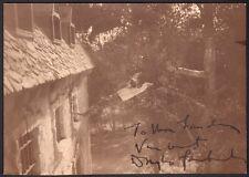 Douglas Fairbanks Jr. Photographie dédicacée vers 1925