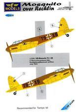 LF Models Decals 1/48 DE HAVILLAND MOSQUITO IVB Captured German Markings
