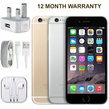 Apple Factory Unlocked iPhone 6 16GB 64G Dual Core WIFI GPS 4G Smartphone