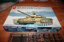 AMT ERTL Soviet T74 MBT - 1/35
