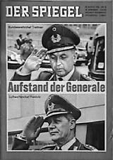 SPIEGEL 36/1966 Die Generale Trettner, Panitzki und Pape