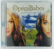 Opera Babes Beyond Imagination CD 2002 (a37) Electronic Classical