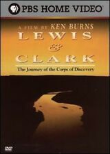 Ken Burns - LEWIS & and CLARK PBS DVD Brand - NEW