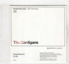 (IK828) The Cardigans, Erase/Rewind - 1998 DJ CD