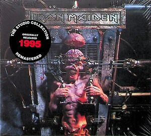 Iron Maiden -The X Factor -Remastered CD 2019 (NEW) Studio Collection Digipak