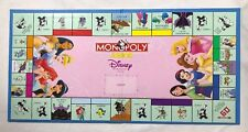 Monopoly Junior Jr DISNEY PRINCESS Replacement BOARD Parts Pieces