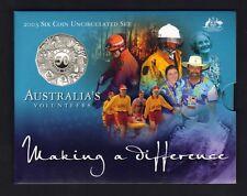 AUSTRALIA  2003 Mint Set