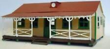 Brass OO Scale Model Train Buildings, Tunnels & Bridges