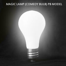 Close Up Comedy Magic Lamp Led Glow In Hand Model Battery Light Bulb Magic Trick