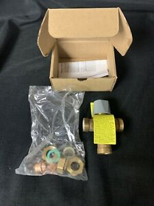 "WATTS Hot Water Temperature Control, Mixing valve 1/2"" solder  1170C-US   NEW"