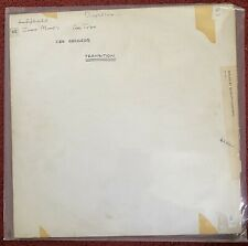 Zoot Money - Transition - Vinyl 12� - Unreleased Test Cbs Acetate Copy