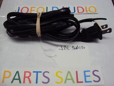 JBL Subwoofer SUB150 Original Line Cord/Strain Relief. Tested Parting Out SUB150